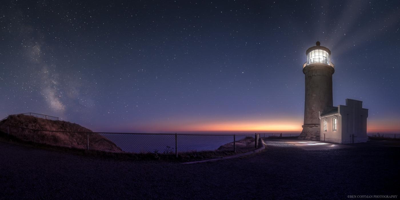 Night and stars   Ben Coffman Photography